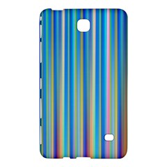 Colorful Color Arrangement Samsung Galaxy Tab 4 (8 ) Hardshell Case