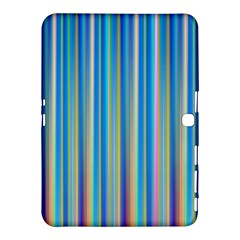 Colorful Color Arrangement Samsung Galaxy Tab 4 (10 1 ) Hardshell Case
