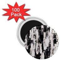 Pattern Structure Background Dirty 1 75  Magnets (100 Pack)