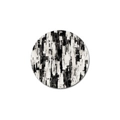 Pattern Structure Background Dirty Golf Ball Marker (10 Pack)