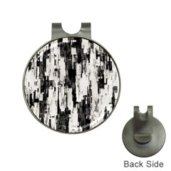 Pattern Structure Background Dirty Hat Clips With Golf Markers