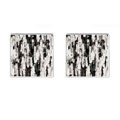 Pattern Structure Background Dirty Cufflinks (square)