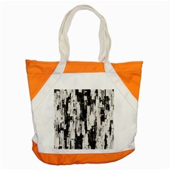 Pattern Structure Background Dirty Accent Tote Bag
