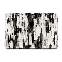 Pattern Structure Background Dirty Small Doormat