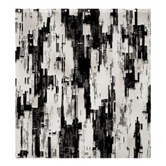 Pattern Structure Background Dirty Shower Curtain 66  X 72  (large)