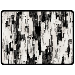 Pattern Structure Background Dirty Fleece Blanket (large)