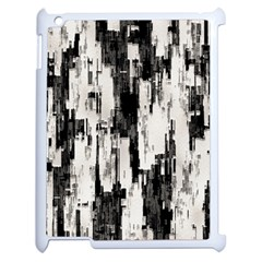 Pattern Structure Background Dirty Apple Ipad 2 Case (white)