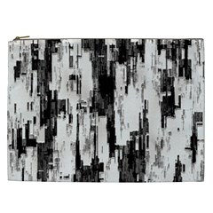 Pattern Structure Background Dirty Cosmetic Bag (xxl)