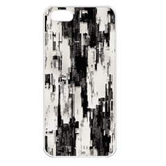 Pattern Structure Background Dirty Apple Iphone 5 Seamless Case (white)