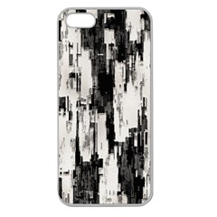 Pattern Structure Background Dirty Apple Seamless Iphone 5 Case (clear)
