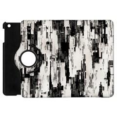 Pattern Structure Background Dirty Apple Ipad Mini Flip 360 Case