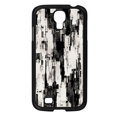 Pattern Structure Background Dirty Samsung Galaxy S4 I9500/ I9505 Case (black)