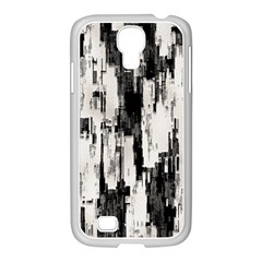 Pattern Structure Background Dirty Samsung Galaxy S4 I9500/ I9505 Case (white)