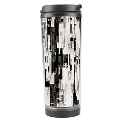 Pattern Structure Background Dirty Travel Tumbler