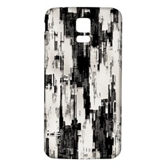 Pattern Structure Background Dirty Samsung Galaxy S5 Back Case (white)