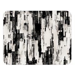 Pattern Structure Background Dirty Double Sided Flano Blanket (large)