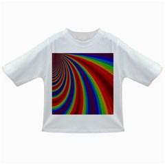 Abstract Pattern Lines Wave Infant/toddler T Shirts