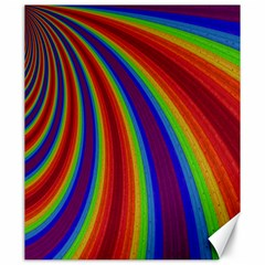 Abstract Pattern Lines Wave Canvas 20  X 24