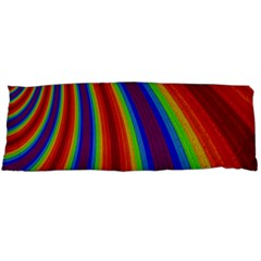 Abstract Pattern Lines Wave Body Pillow Case Dakimakura (two Sides)