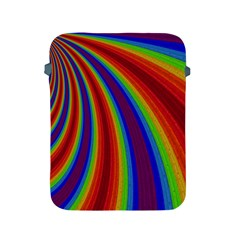 Abstract Pattern Lines Wave Apple Ipad 2/3/4 Protective Soft Cases
