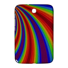 Abstract Pattern Lines Wave Samsung Galaxy Note 8 0 N5100 Hardshell Case