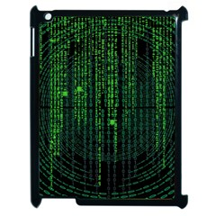 Matrix Communication Software Pc Apple Ipad 2 Case (black)