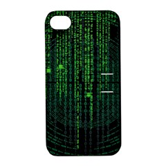 Matrix Communication Software Pc Apple Iphone 4/4s Hardshell Case With Stand
