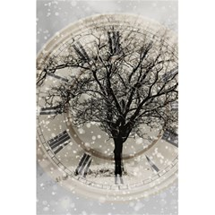 Snow Snowfall New Year S Day 5 5  X 8 5  Notebooks
