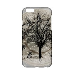Snow Snowfall New Year S Day Apple Iphone 6/6s Hardshell Case
