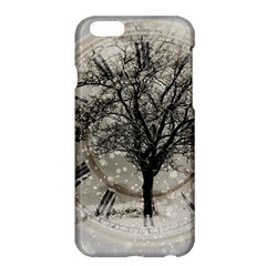 Snow Snowfall New Year S Day Apple Iphone 6 Plus/6s Plus Hardshell Case