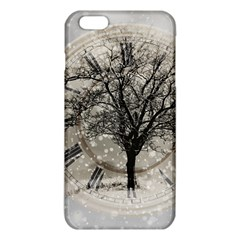 Snow Snowfall New Year S Day Iphone 6 Plus/6s Plus Tpu Case