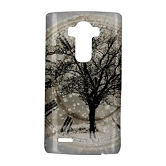 Snow Snowfall New Year S Day Lg G4 Hardshell Case