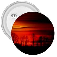 Tree Series Sun Orange Sunset 3  Buttons