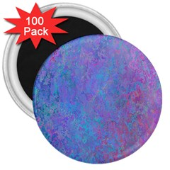 Background Texture Pattern 3  Magnets (100 Pack)
