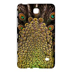 Peacock Feathers Wheel Plumage Samsung Galaxy Tab 4 (8 ) Hardshell Case