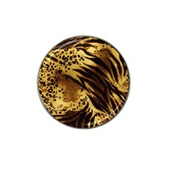 Pattern Tiger Stripes Print Animal Hat Clip Ball Marker (10 Pack)