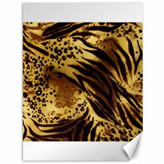 Pattern Tiger Stripes Print Animal Canvas 36  X 48