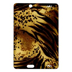 Pattern Tiger Stripes Print Animal Amazon Kindle Fire Hd (2013) Hardshell Case