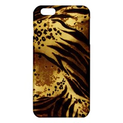 Pattern Tiger Stripes Print Animal Iphone 6 Plus/6s Plus Tpu Case