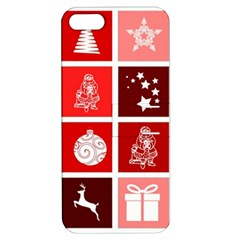 Christmas Map Innovative Modern Apple Iphone 5 Hardshell Case With Stand