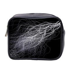 Flash Black Thunderstorm Mini Toiletries Bag 2 Side