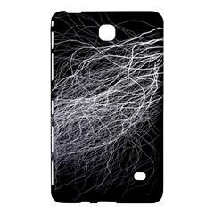Flash Black Thunderstorm Samsung Galaxy Tab 4 (8 ) Hardshell Case
