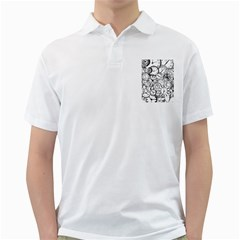 Time Clock Watches Time Of Golf Shirts