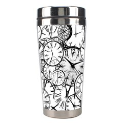 Time Clock Watches Time Of Stainless Steel Travel Tumblers