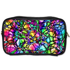 Network Nerves Nervous System Line Toiletries Bags 2 Side