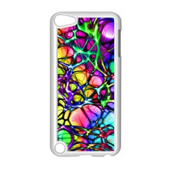 Network Nerves Nervous System Line Apple Ipod Touch 5 Case (white)