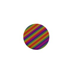 Spectrum Psychedelic 1  Mini Buttons