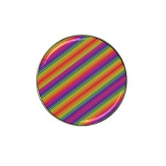 Spectrum Psychedelic Hat Clip Ball Marker (10 Pack)