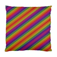 Spectrum Psychedelic Standard Cushion Case (two Sides)