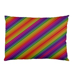 Spectrum Psychedelic Pillow Case